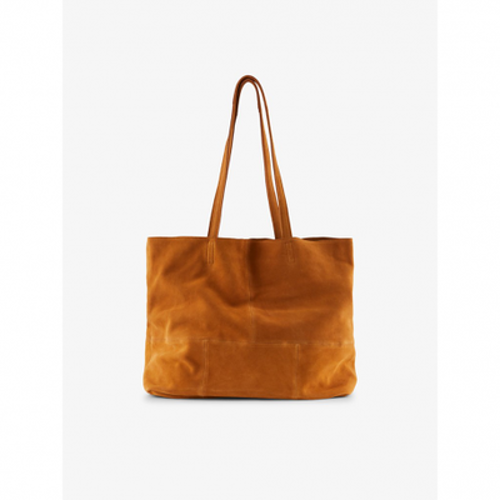 Sac cabas - Pieces - Cuir - Moutarde 0